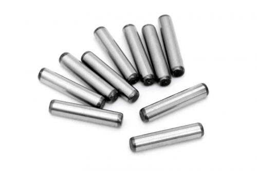 Pin 2x10mm (10St) LRP MV22127