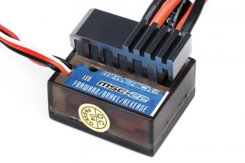 Elektronischer Fahrtenregler MSC22 V2 LRP MV22251