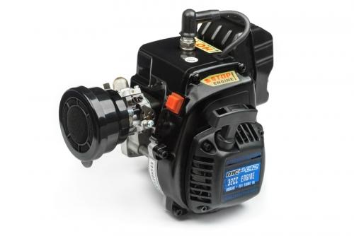 ME-432 32ccm Benzin-Motor (4-Bolzen) LRP MV24195