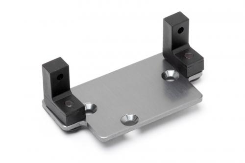 Servo-Platte und Halterung (Scout RC) LRP MV25009