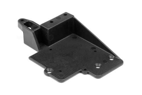 Kunststoff Reglerhalterung (Vader XB) LRP MV27067