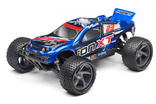 Klare Truggy Karo mit Decals (Ion XT) LRP MV28071