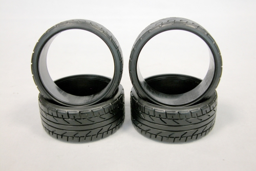Drift Reifen Set V-Profil (medium/4St) LRP TRL212
