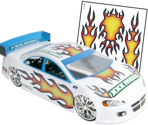Fire Graphik LRP XR004
