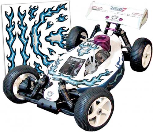 XXXtreme Volts Graphik LRP XR005