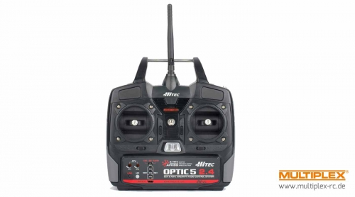 Optic 5 2.4GHz Mode 1 Hitec 110180