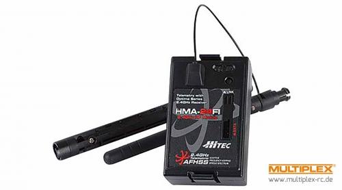 SPECTRA 24 AFHSS 2,4GHz Telemetrie HF-Mo Hitec 110660