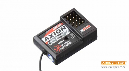 AXION 2  2-Kanal Empfänger fü Hitec 111071