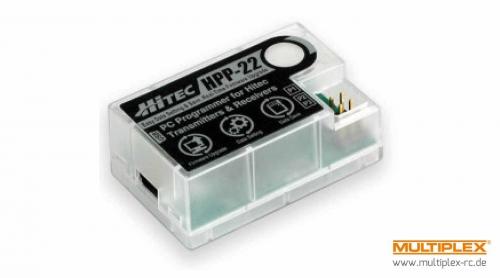 HPP-22 - PC Programmierer for Hitec Sender,Empfänger und HF Hitec 114006 Aurora