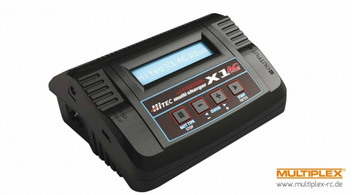 HiTEC Multicharger X1 AC Plus Hitec 114118