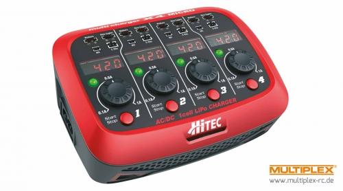 HiTEC Multicharger X4 Micro Hitec 114123