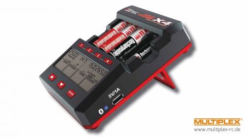 HiTEC Multicharger X4 AA/AAA Hitec 114126
