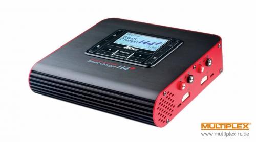 Smart Charger H4 Plus Hitec 114129