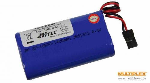 Akku Flash 8  LiFe 1400mAh 6, Hitec 115122