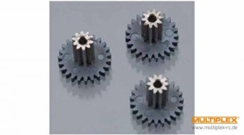 Zahnrad 1 MK - HS-7115TH (3St.) Hitec 119023