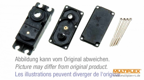 Servo-Gehäuse-Set HS-5565MH/5585MH Hitec 119441