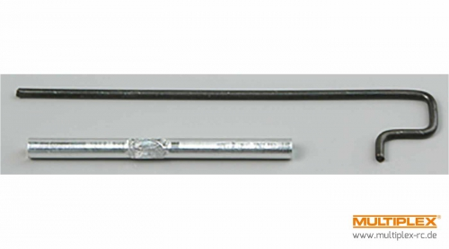 Heckrotorwelle FunCopter Multiplex 223012