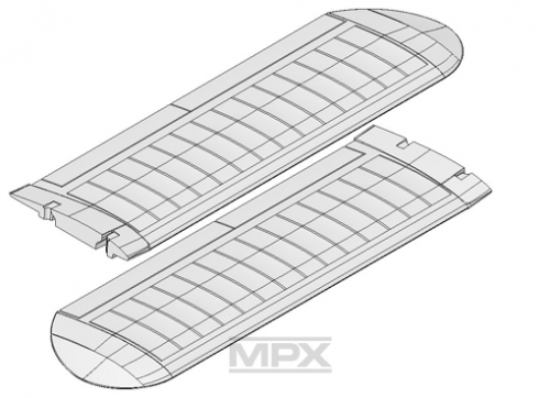 Tragflächen EasyCub Multiplex 224139