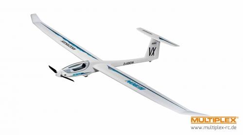 RR Heron mit BL-Antrieb Multiplex 264276