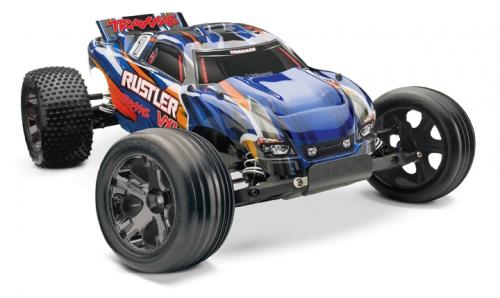 RUSTLER VXL - RTR 2WD-Elektro Traxxas 293708