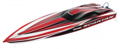RTR Spartan Brushless Boot ersetzt durch Traxxas 295708