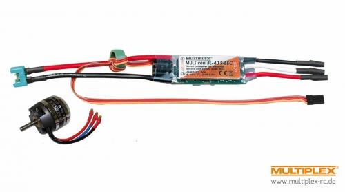 Antriebssatz SOLIUS Multiplex 332660