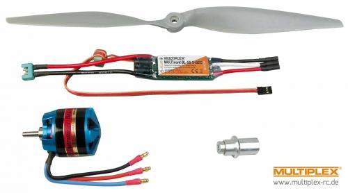 Antriebssatz TUCAN/MENTOR Multiplex 332663