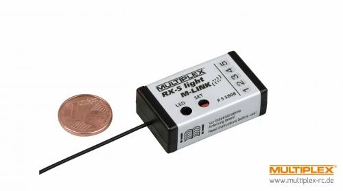 Empfänger RX-5 light M-LINK 2,4 GHz Multiplex 55808