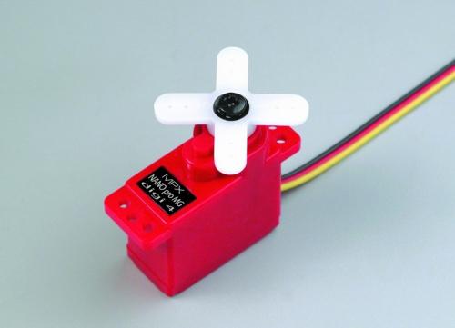 Servo NANO pro MG digi 4 Multiplex 65117