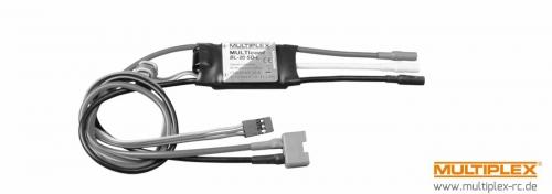 Regler MULTIcont BL-20 SD-L EasyStar II Multiplex 72231