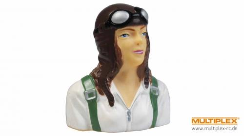 Pilotenpuppe Jeanette Multiplex 733354