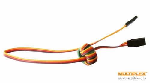 Entstörfilterkabel (UNI) für Multiplex 85057