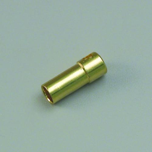 2,0mm Buchse (Gold) 3St. Multiplex 85281