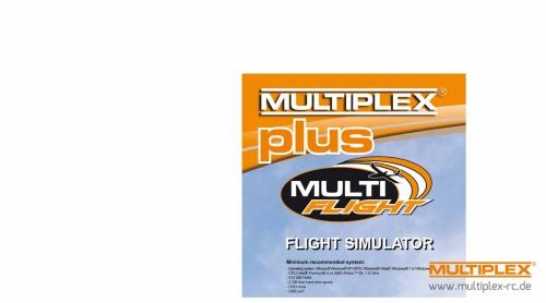 MULTIflight PLUS CD Multiplex 855332