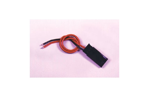 Futaba Batteriebuchse mit Kabel 0,14 r/s