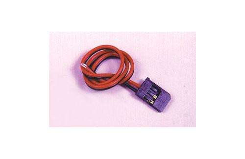 Futaba Batteriestecker mit Kabel 0,14 r/s