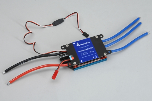 Arrowind Bless ESC-HV100A Opto ARR P-AWDFC10010HV