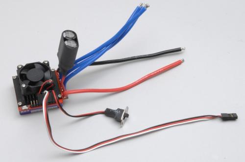 Arrowind Brushless Car Regler-80A ARR P-AWDLC80
