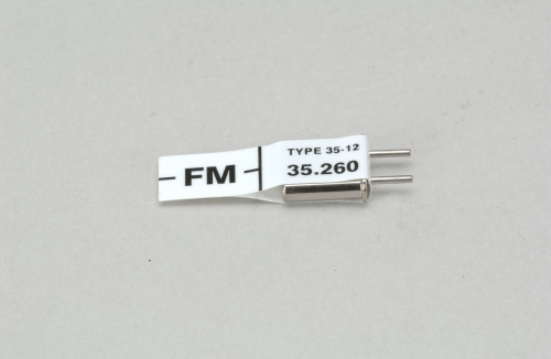 Futaba Kan. 86 (35.260MHz)FM Empf Quarz Futaba P-CR35/86