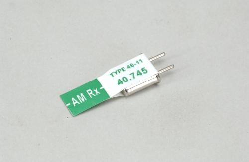 Futaba (40.745MHz)AM Empf Quarz Futaba P-CR40A/74