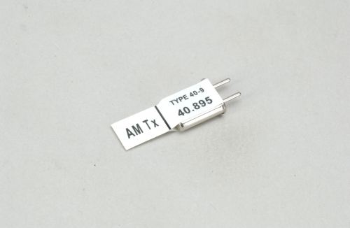 Futaba (40.895MHz)AM Send Quarz Futaba P-CT40A/89