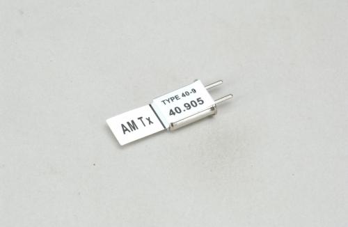 Futaba (40.905MHz)AM Send Quarz Futaba P-CT40A/90