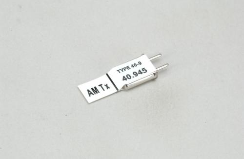 Futaba (40.945MHz)AM Send Quarz Futaba P-CT40A/94