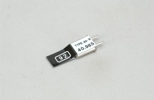 Futaba Kan. 92 (40.985MHz)AM Send Quarz++ Futaba P-CT40A/98