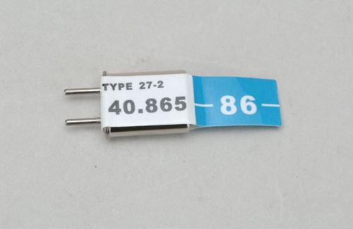 Futaba Ch 84 (40.865)FM Rx Quarz Cirrus Cirrus P-CXR40/86