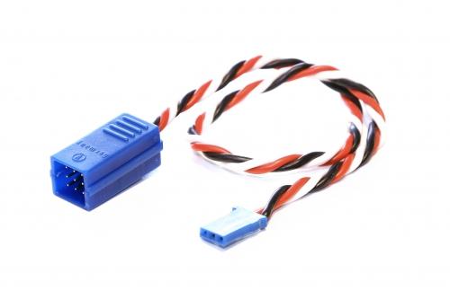 Futaba HUB-3 Kabel, 0,5 qmm, 80 cm ripmax P-FCHUB3080