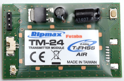 Futaba FUTABA 2.4GHz T-FHSS Modul F-Serie Futaba P-FTM-TFH
