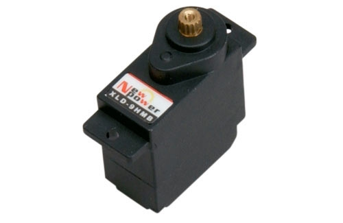 New Power XL-09HMB Servo NP