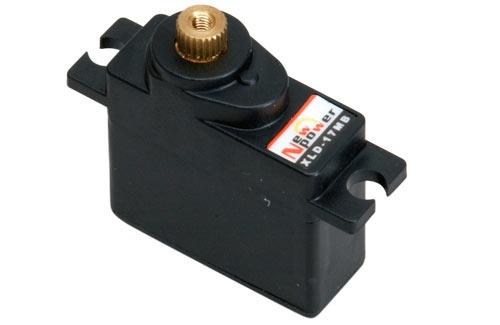 New Power XLD-17MB Digital Servo NP