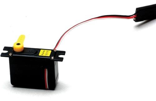 Servo Micro 8mm/4.7g  0.18s/1.1kg